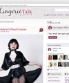 Article on Lingerie Talk!